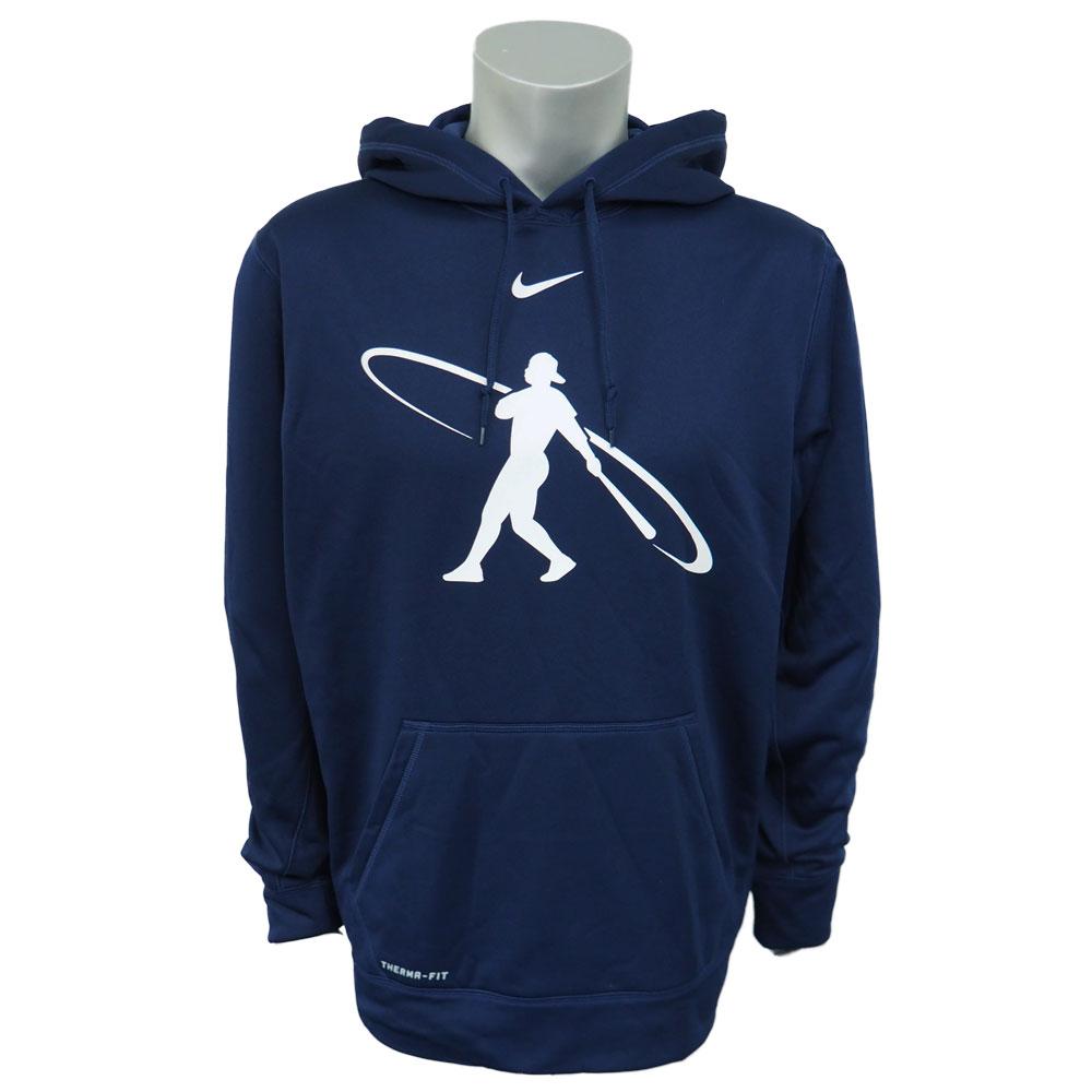 MLB ケン・グリフィーJR. スウィングマン Therma-Fit フリースフーディー ナイキ/Nike ネイビー レアアイテム