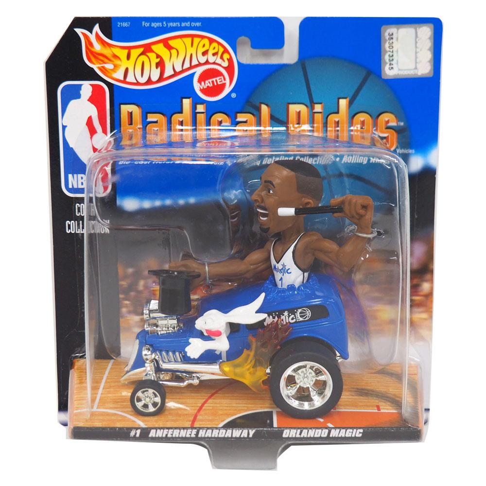 NBA マジック アンファニー・ハーダウェイ ラディカルライズ 1998 ホットウィール/Hot Wheels レアアイテム