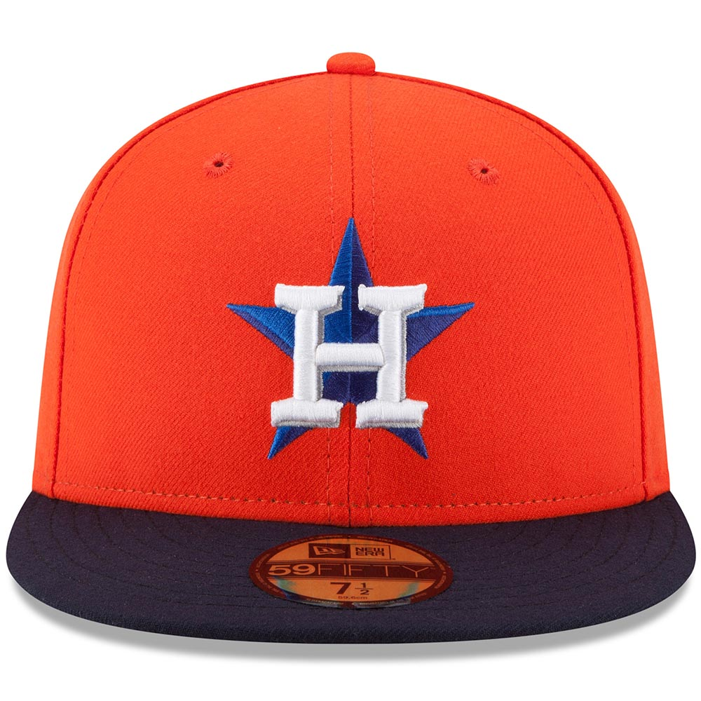 1b39daaa1e0 Reservation MLB Astros authentic on field 59FIFTY cap new gills  New Era  alternate