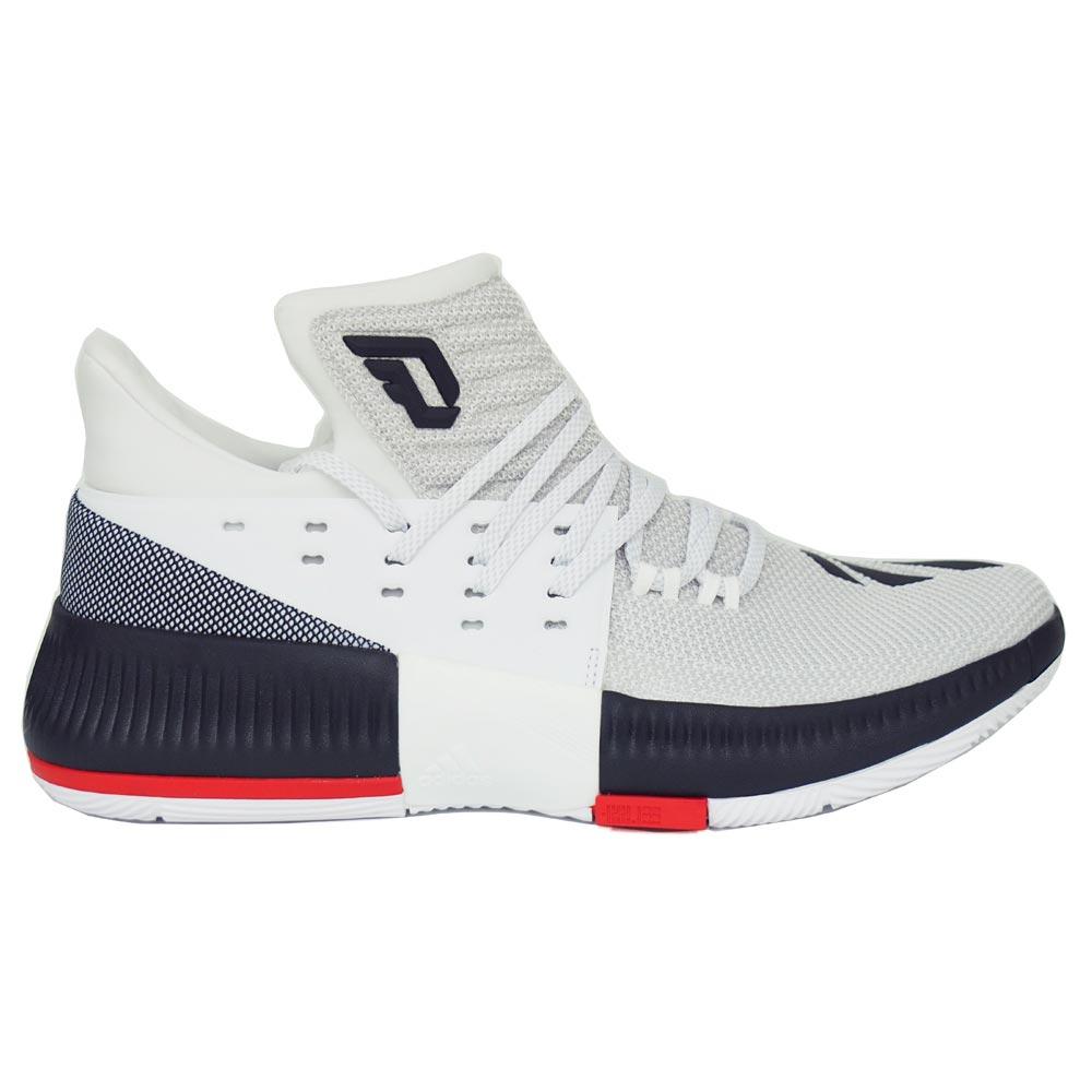 adidas Crazy Time Lillard 3 篮球鞋 Alternate   NBA
