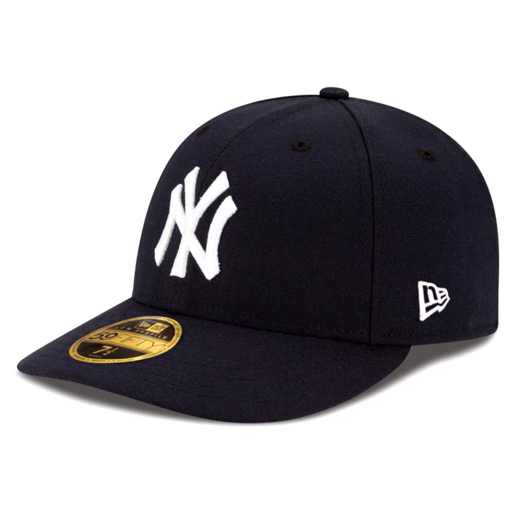 ヤンキース キャップ ニューエラ NEW ERA MLB オーセンティック コレクション オンフィールド LP 59FIFTY ゲーム