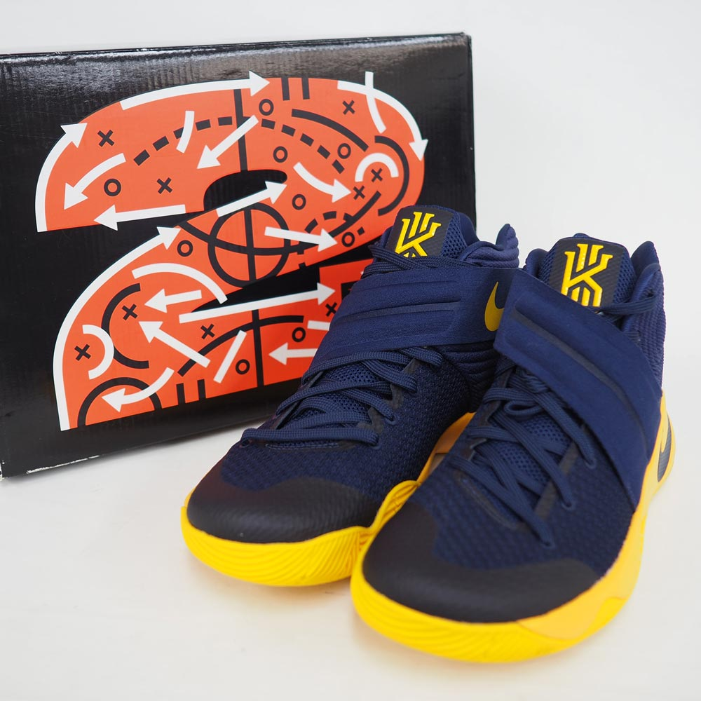 best sneakers aa6fc 7c3d1 Nike chi Lee  NIKE KYRIE chi Lee 2 KYRIE 2 819,583-447 midnight navy    university gold