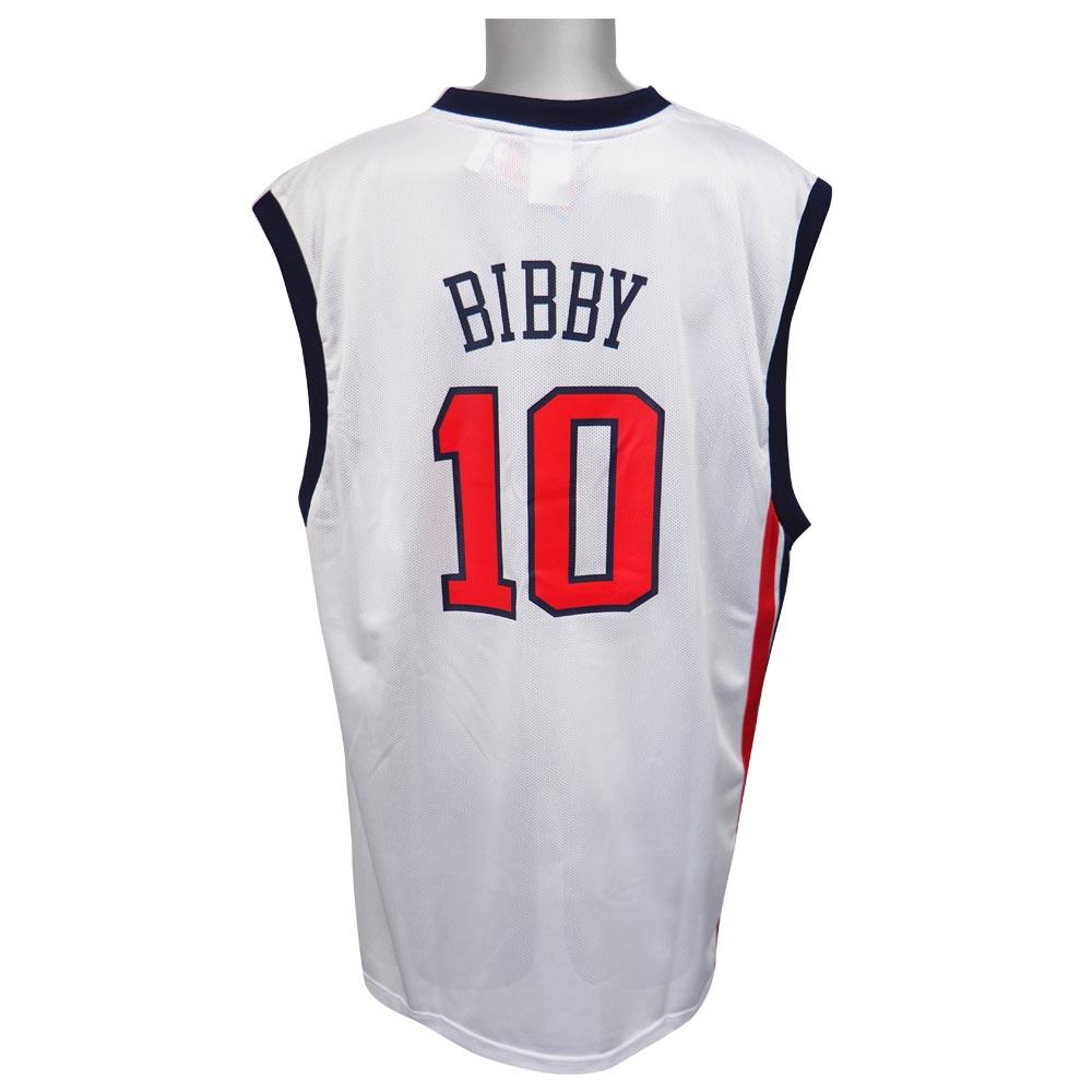 割引購入 NBA ホワイト USA代表 マイク・ビビー レプリカ ユニフォーム リーボック/Reebok レプリカ ユニフォーム ホワイト, REZAR:f4444b91 --- clftranspo.dominiotemporario.com