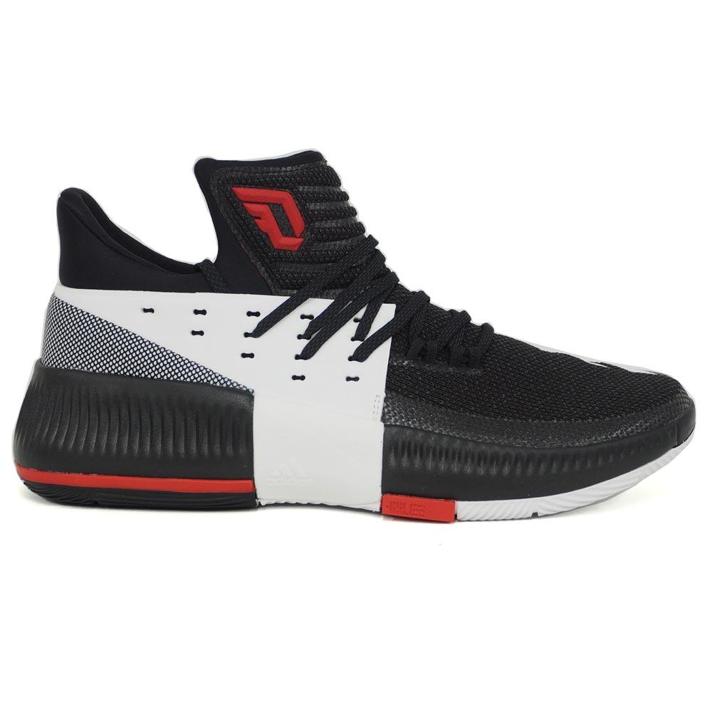 Adidas LILLARD デイミアン・リラード 3 クレイジータイム Lillard 3 Crazy Time アウェイ バッシュ【1811FOOTセール】