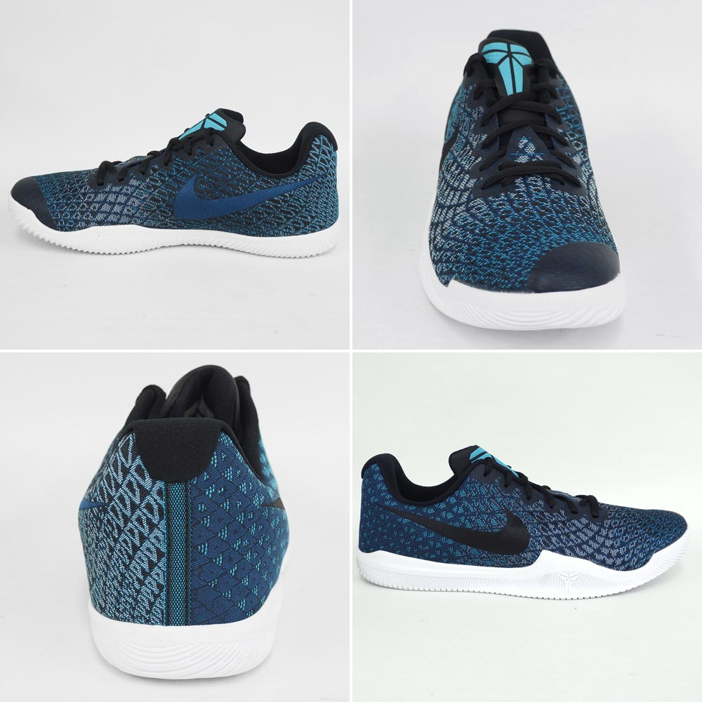 Kobe Mamba Instinct Black And Blue  39d07747594e