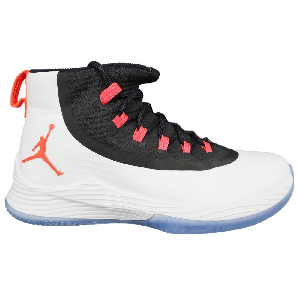 耐克乔丹/Nike JORDAN超油炸食品2 ULTRA FLY 2 897998-123白/基础设施红23/黑色