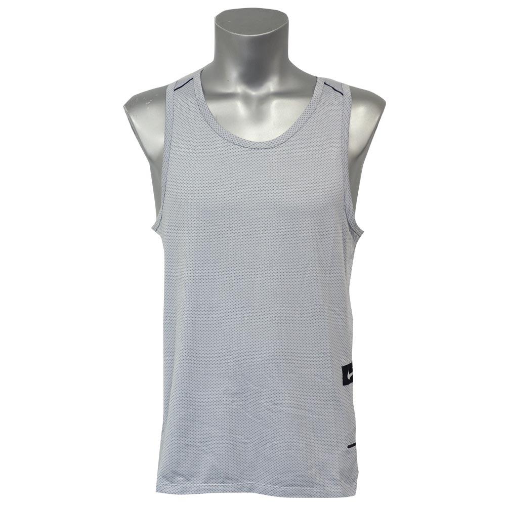 ハイパーエリート SL ニット タンクトップ ナイキ/Nike ホワイト/ブラック/ブラック 848543-100【NIKEJP】
