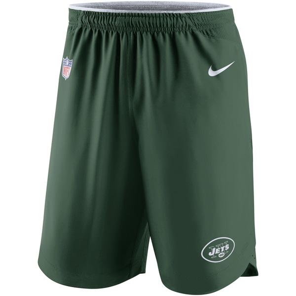 お取り寄せ NFL ジェッツ ヴェイパー パフォーマンス ショーツ ナイキ/Nike グリーン