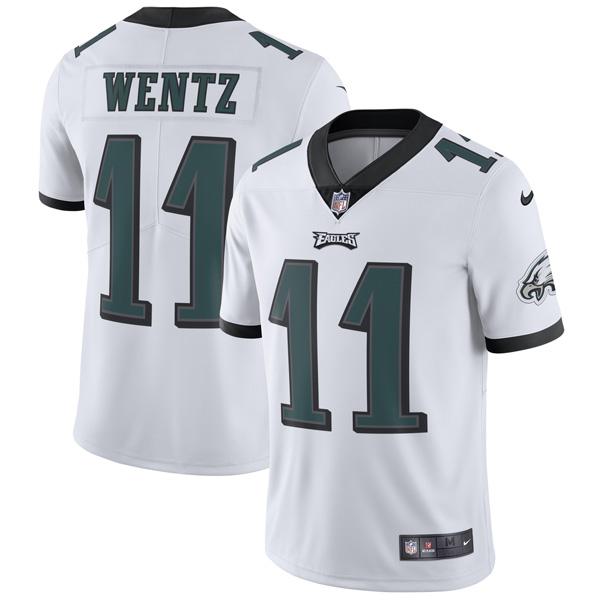 お取り寄せ NFL イーグルス カーソン・ウェンツ ヴェイパー アンタッチャブル リミテッド ユニフォーム ナイキ/Nike ホワイト