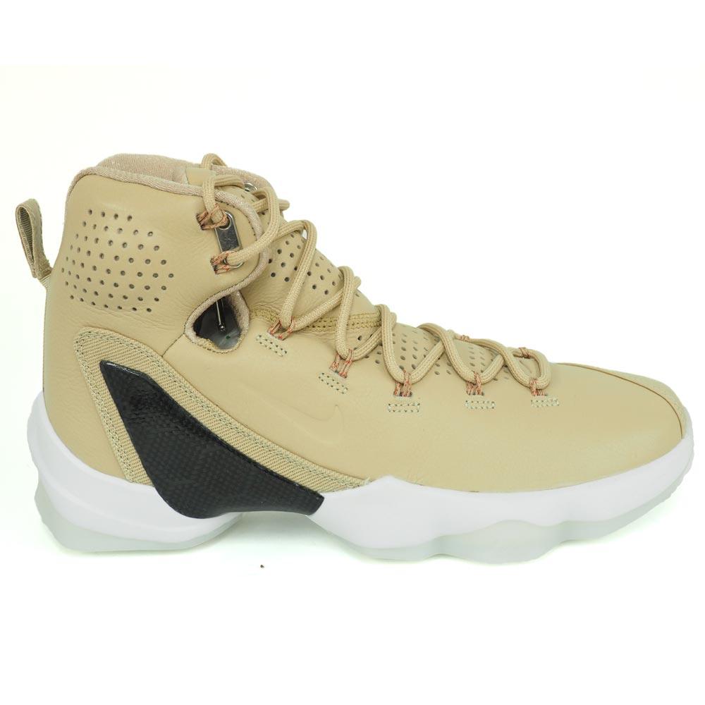 ナイキレブロン/Nike LEBRON レブロン 13 エリート LB EP LEBRON XIII ELITE LB EP 876806-299 リネン/ブラック【1811FOOTセール】