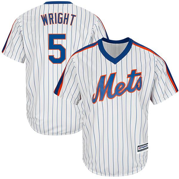 お取り寄せ MLB メッツ ザック・コザート クールベース レプリカ ユニフォーム マジェスティック/Majestic ホワイト