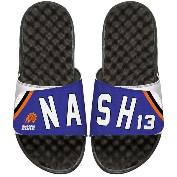 お取り寄せ NBA サンズ スティーブ・ナッシュ レトロ ジャージ スライド サンダル アイスライド/ i-slide
