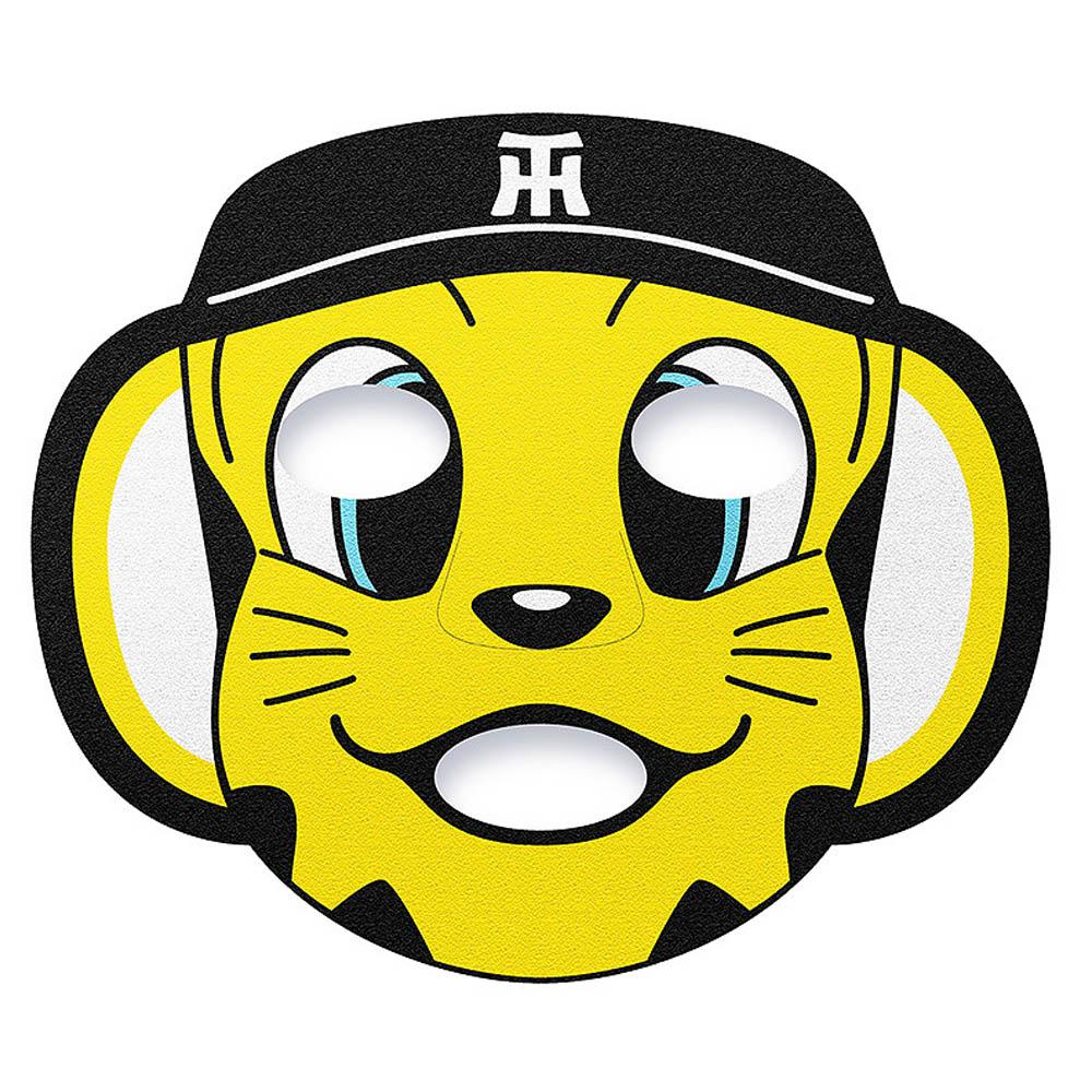 阪神タイガース グッズ トラッキー フェイスパック(内箱40枚)