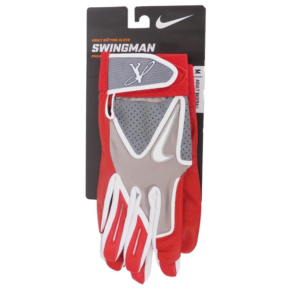 MLB ケン・グリフィーJR. スイングマン バッティング グローブ ナイキ/Nike レッド GB9045-661 レアアイテム