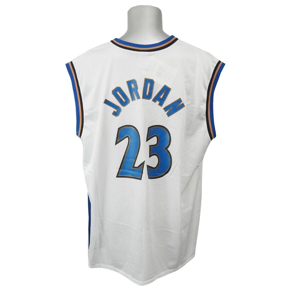 八村塁選手所属 ウィザーズ ユニフォーム ジャージ NBA マイケル・ジョーダン レプリカ Champion ホーム