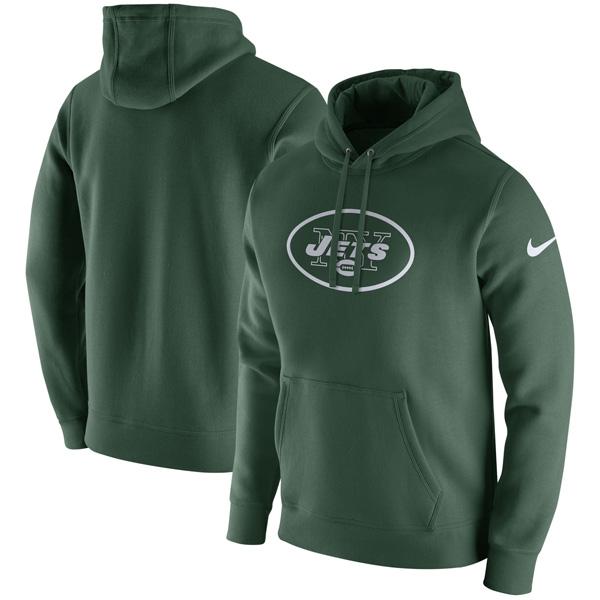 NFL ジェッツ クラブ フリース プルオーバー パーカー ナイキ/Nike グリーン