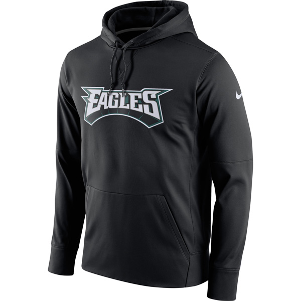 お取り寄せ NFL イーグルス サーキット ワードマーク エッセンシャル パフォーマンス パーカー ナイキ/Nike ブラック