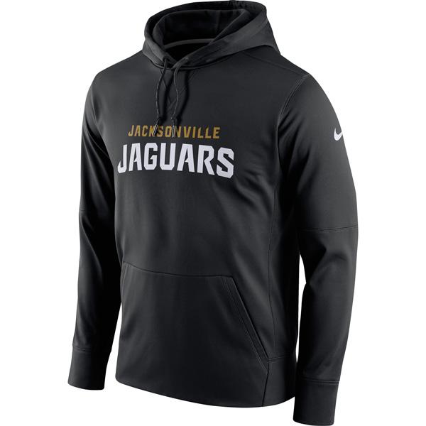 NFL ジャガーズ サーキット ワードマーク エッセンシャル パフォーマンス パーカー ナイキ/Nike ブラック
