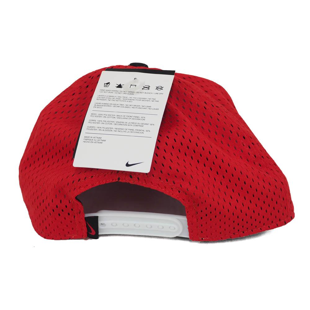 72ce103c0d Nike Revlon  NIKE LEBRON Revlon James WITNESS witness snapback cap   hat  red 778