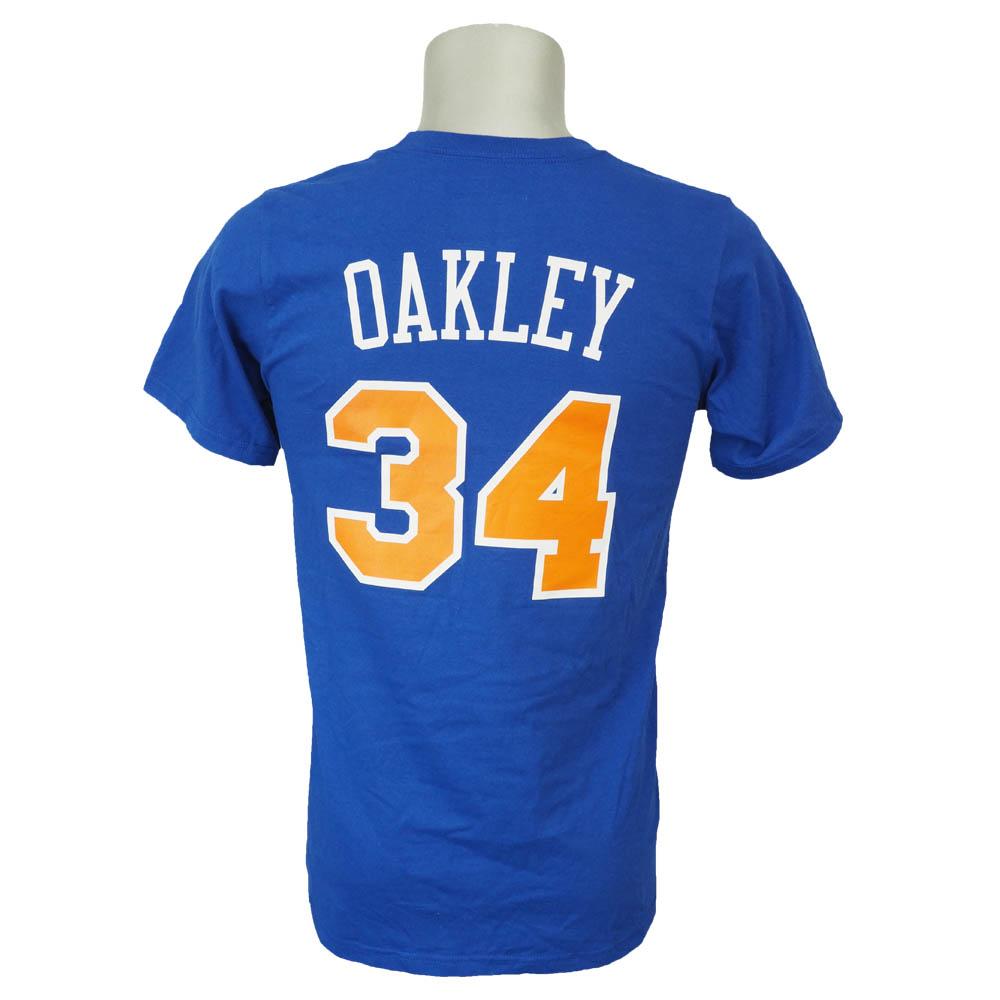 懐かしのあの選手がTシャツで蘇る NBA Tシャツ ニックス チャールズ オークリー ソウル レアアイテム スウィングマン アディダス ディスカウント 定番から日本未入荷 ロイヤル レプリカ 1911NBAt Adidas