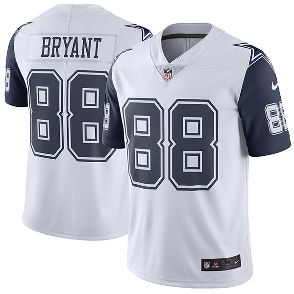 お取り寄せ NFL カウボーイズ デズ・ブライアント カラーラッシュ リミテッド プレーヤー ユニフォーム/ユニホーム ナイキ/Nike ホワイト