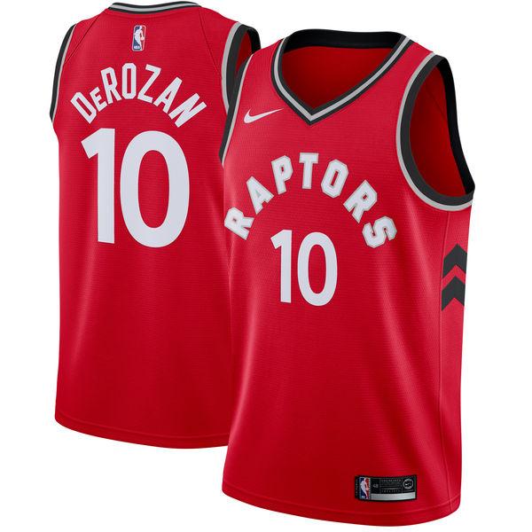 お取り寄せ NBA Nike/ナイキ ラプターズ デマー・デローザン スウィングマン ユニフォーム/ユニホーム レッド