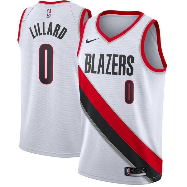 海外最新 お取り寄せ NBA NBA スウィングマン Nike/ナイキ トレイルブレイザーズ お取り寄せ デイミアン・リラード スウィングマン ユニフォーム/ユニホーム ホワイト【1025変更】, メゾンドアクセソワ:3c7cb03f --- clftranspo.dominiotemporario.com