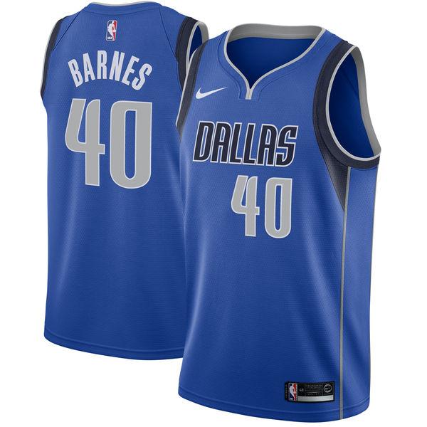 NBA Nike/ナイキ マーベリックス ハリソン・バーンズ スウィングマン ユニフォーム/ユニホーム ロイヤル【1025変更】