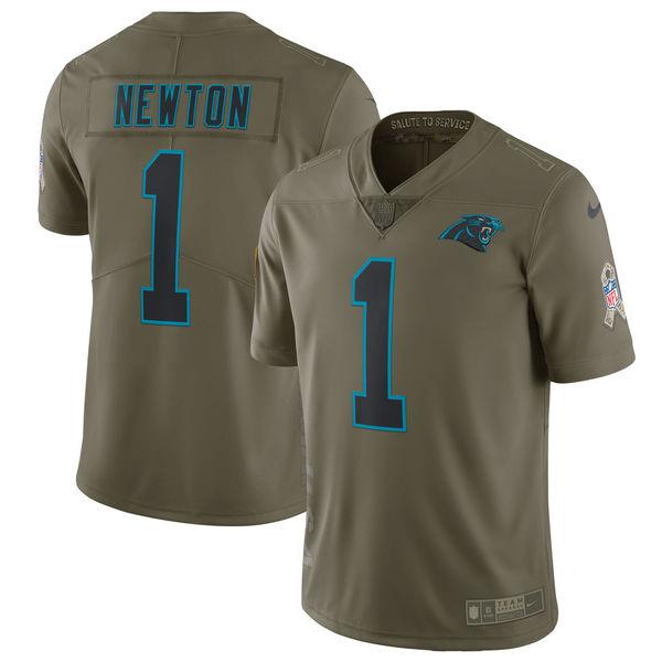 新しく着き お取り寄せ NFL パンサーズ Salute キャム・ニュートン 2017 To NFL Salute To Service リミテッド ユニフォーム/ユニホーム ナイキ/Nike, e-Backs:5e98dafa --- clftranspo.dominiotemporario.com