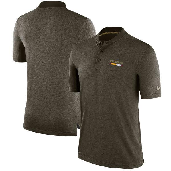 NFL レッドスキンズ 2017 Salute to Service サイドライン ポロシャツ ナイキ/Nike