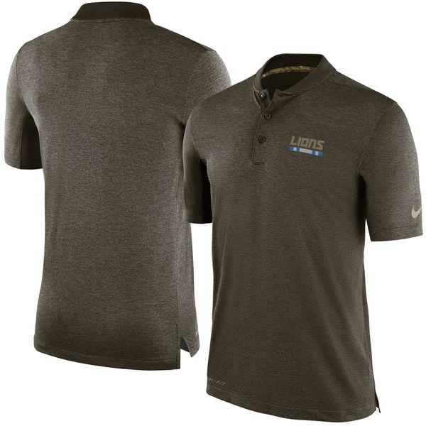 NFL ライオンズ 2017 Salute to Service サイドライン ポロシャツ ナイキ/Nike