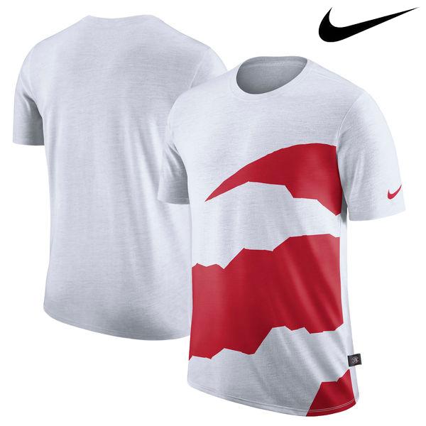 お取り寄せ NBA Nike/ナイキ ラプターズ DNA Tシャツ ホワイト