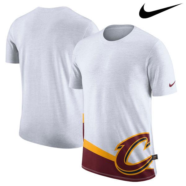 お取り寄せ NBA Nike/ナイキ キャバリアーズ DNA Tシャツ ホワイト