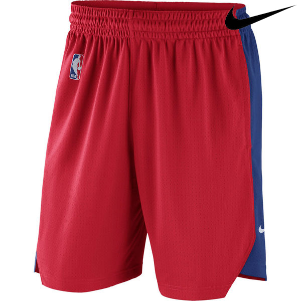 お取り寄せ NBA Nike/ナイキ クリッパーズ プラクティス パフォーマンス ショーツ レッド