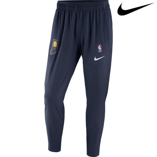 お取り寄せ NBA Nike/ナイキ ペイサーズ ショータイム パフォーマンス パンツ ネイビー