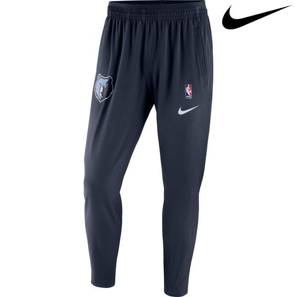 お取り寄せ NBA Nike/ナイキ グリズリーズ ショータイム パフォーマンス パンツ グレー
