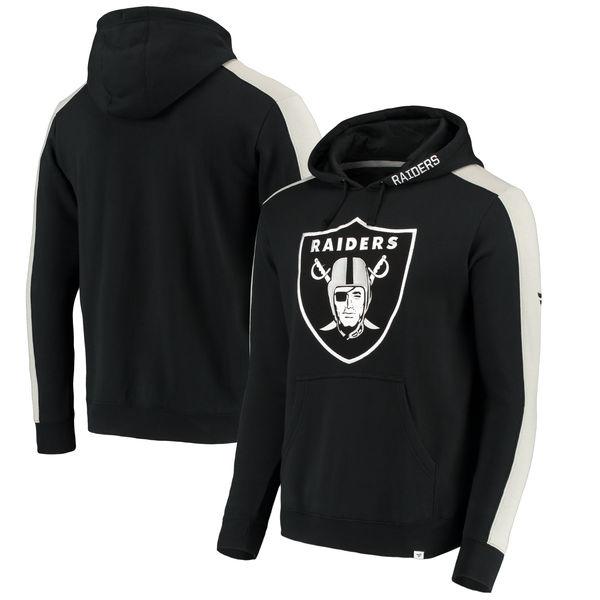 特別セーフ お取り寄せ NFL NFL ブラック レイダース お取り寄せ アイコニック プルオーバー パーカー ブラック, Yシャツ、バッグ財布のMENS ZAKKA:ae70420f --- construart30.dominiotemporario.com