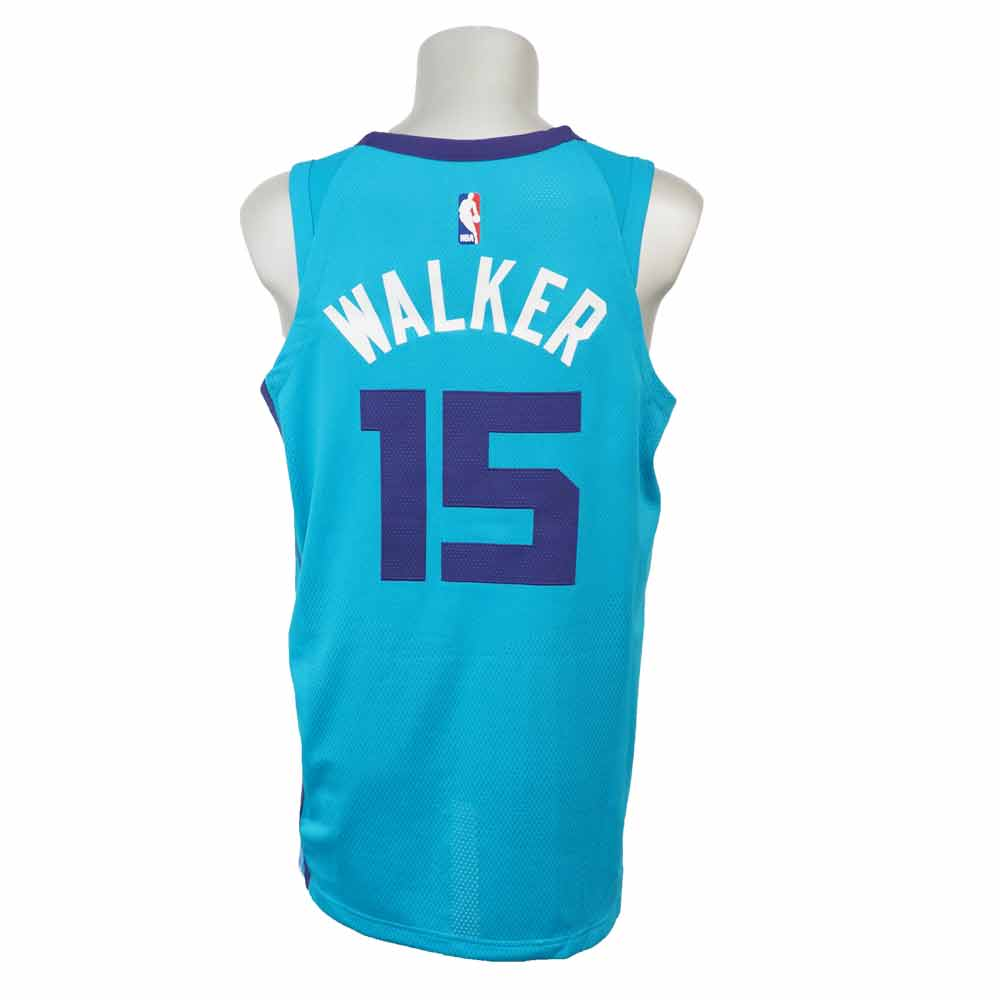 NBA ホーネッツ ケンバ・ウォーカー アイコン エディション オーセンティック ユニフォーム ナイキ/Nike 863016-428