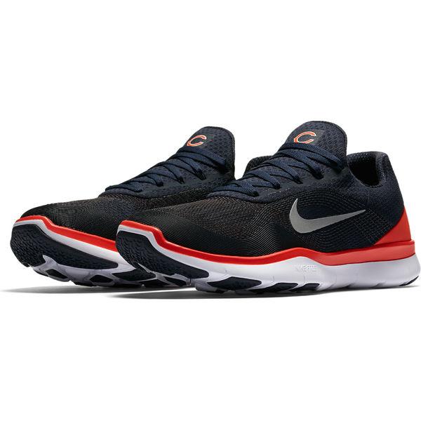 お取り寄せ NFL ベアーズ フリー トレーナー V7 コレクション シューズ Free Trainer V7 Collection Shoes ナイキ/Nike ネイビー