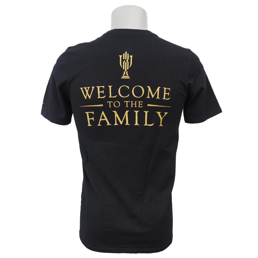 ナイキ ジョーダン/NIKE JORDAN トロフィールーム 開店記念 Tシャツ ブラック/Gold 898509-010