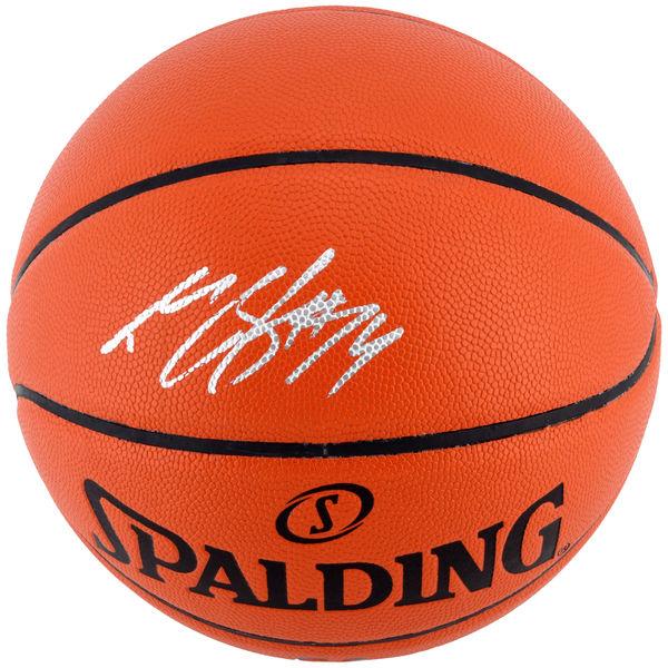 お取り寄せ NBA ホーネッツ マイケル・キッド=ギルクリスト 直筆サイン バスケットボール