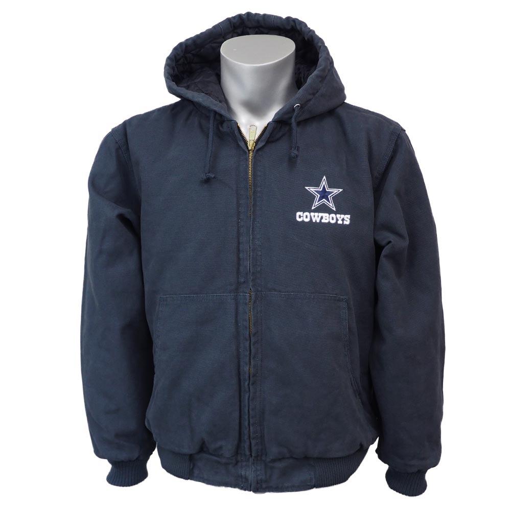 MLB NBA NFL Goods Shop  NFL Cowboys Dakota food jacket Dan Brooke ... fec79ac2a