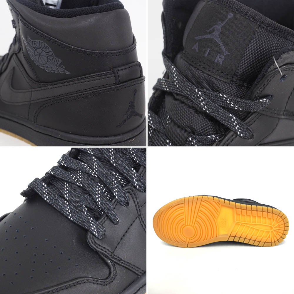 Nike Jordan  NIKE JORDAN Air Jordan 1 ミッドウィンターライズド AIR JORDAN 1 MID  WINTERIZED shoes   basketball shoes AA3992-002 d2d4efb7a