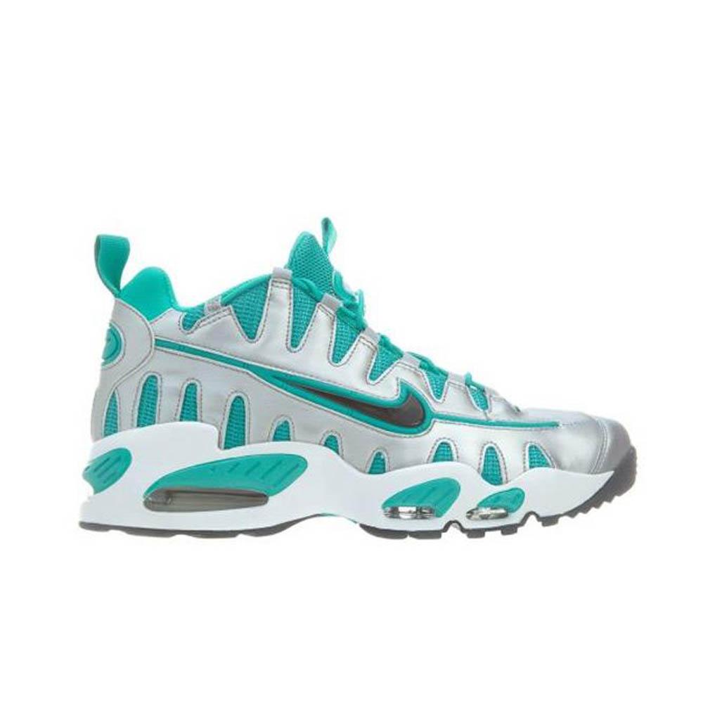 super popular ddad7 66d6e MLB NBA NFL Goods Shop  Hideo Nomo signature shoes   basketball shoes Kie  Ney AMAX Nomo NIKE AIR MAX NM Nomo max Nike  Nike metallic silver   black  ...
