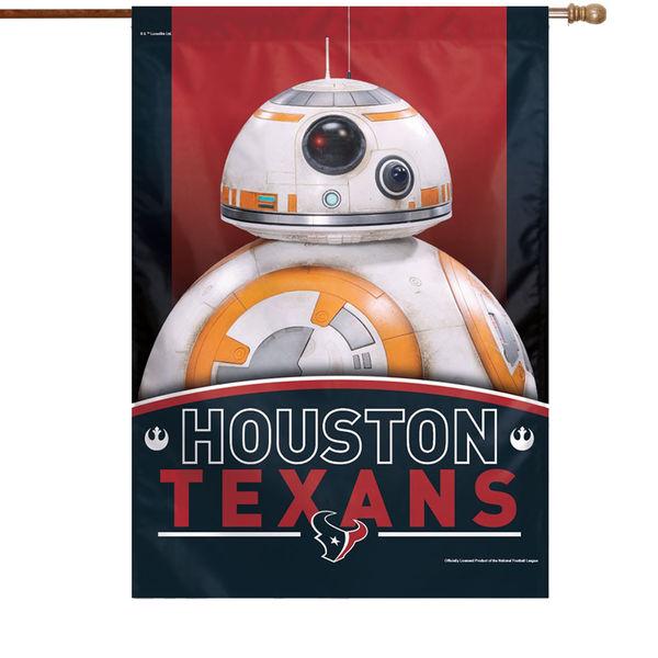 NFL テキサンズ スター・ウォーズ シングルサイド ハウス バナー フラッグ/旗 ウィンクラフト/WinCraft