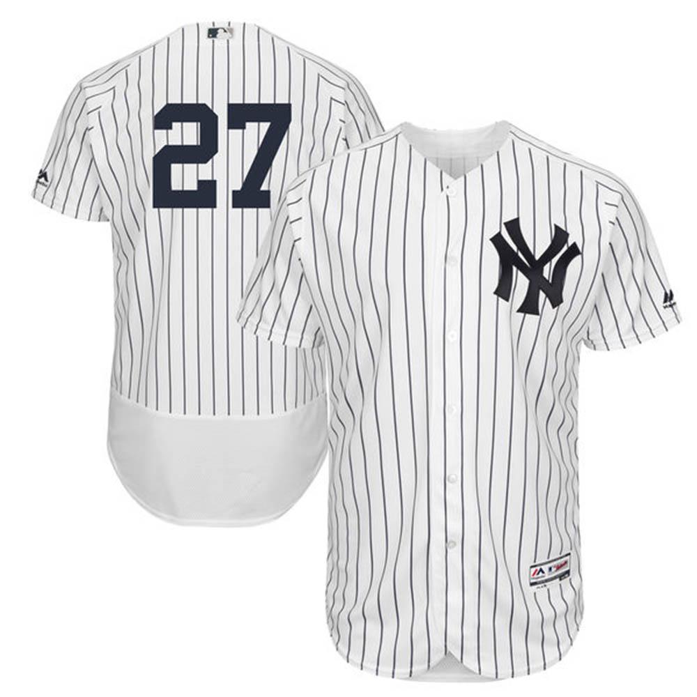 MLB ヤンキース ジャンカルロ・スタントン フレックスベース オーセンティック プレイヤー ユニフォーム マジェスティック/Majestic ホーム
