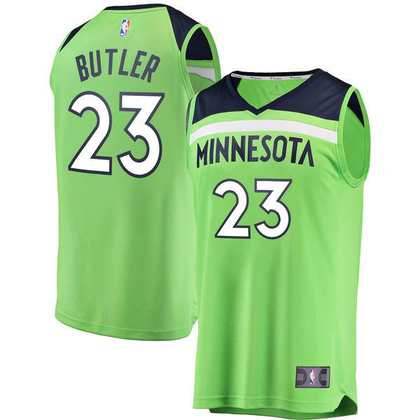 お取り寄せ NBA ティンバーウルブズ ジミー・バトラー ファストブレーク レプリカ ユニフォーム/ジャージ ステートメント エディション