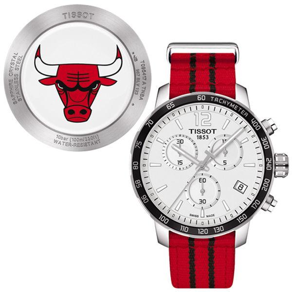 最高級 お取り寄せ NBA ブルズ ブルズ 腕時計 NBA クイックスター クオーツ クロノグラフ ティソ お取り寄せ/Tissot レッド, ベルセーブ:b0aa1dc0 --- clftranspo.dominiotemporario.com