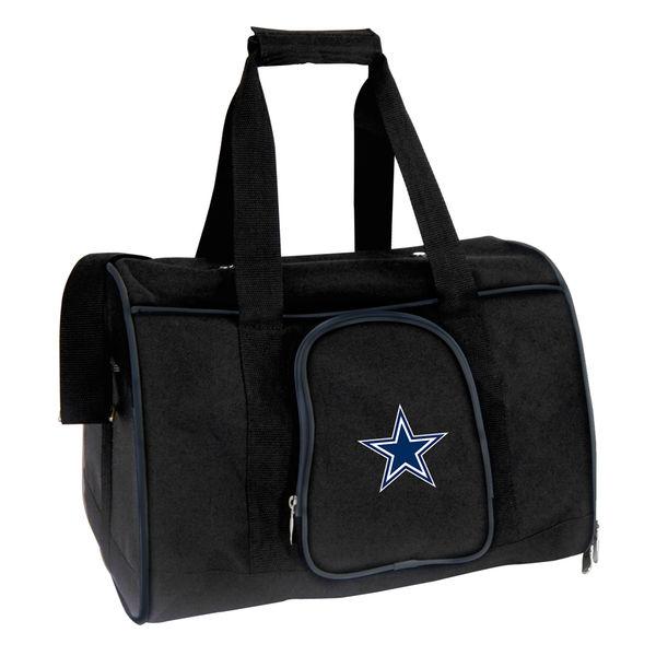 お取り寄せ NFL カウボーイズ ペット キャリーバッグ ブラック