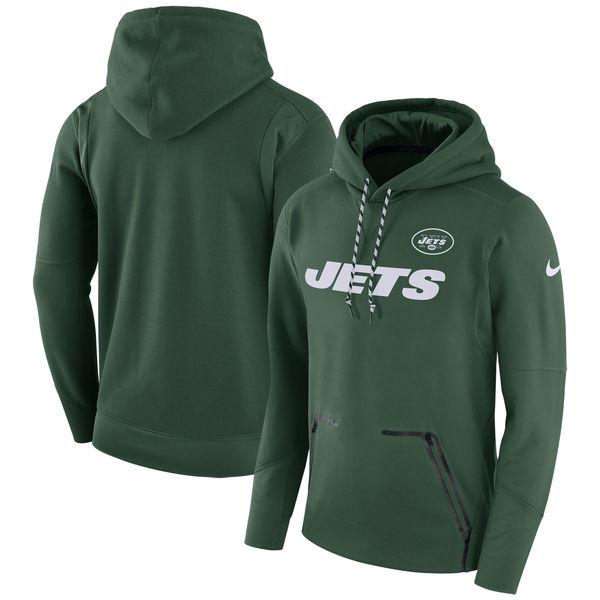 NFL ジェッツ サイドライン プレイヤー パフォーマンス パーカー ナイキ/Nike グリーン